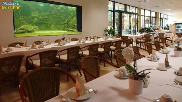 Naturagart ibbenb ren restaurant schwimmbad und saunen for Bauhaus aufstellpool